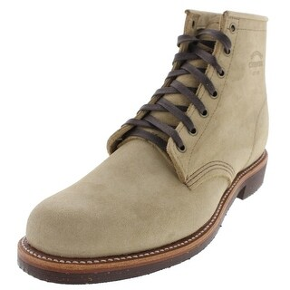 Chippewa Mens Casual Boots Suede Lace Up