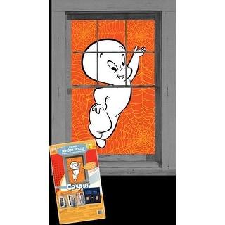 Casper The Friendly Ghost 3' x 5' Window Sticker