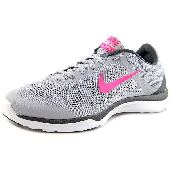 Nike In-Season TR 5 Women Round Toe Synthetic Gray Cross Training
