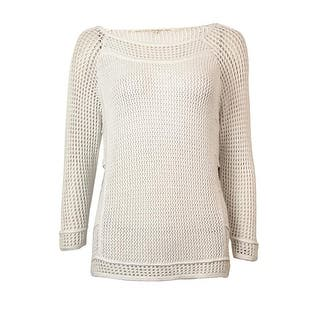 Rachel Roy Women's Seam Open Knit Sweater|https://ak1.ostkcdn.com/images/products/is/images/direct/6ae7835af59d8a877e6f658b8ef2538de35aa9d4/Rachel-Roy-Women%27s-Seam-Open-Knit-Sweater.jpg?impolicy=medium
