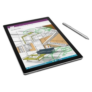 "Microsoft Surface Pro 4 Tablet - 12.3"" - 4 GB - Intel Core i5 (Refurbished)"