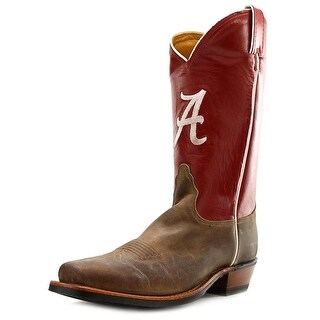 Nocona Mens Alabama Vintage Men Square Toe Leather Western Boot