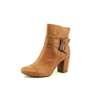Easy Spirit Patara   Round Toe Leather  Ankle Boot