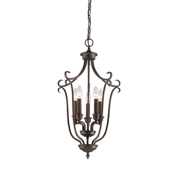 Millennium Lighting 1335 Fulton 5 Light Pendant