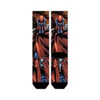 X-Men Magneto Sublimated Crew Socks
