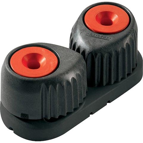 Ronstan medium c-cleat cam cleat red w/black base rf5410r
