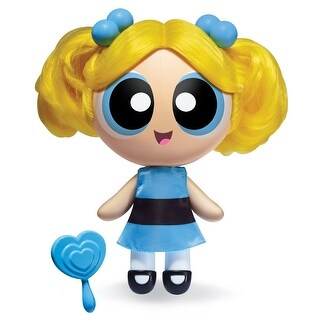 """Power Puff Girls 6"""" Deluxe Doll Bubbles - multi"""