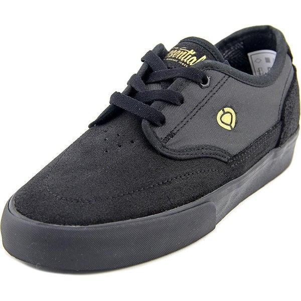6ff3bda150 Shop C1rca Essential Boy Black Gold Athletic Shoes - Free Shipping ...