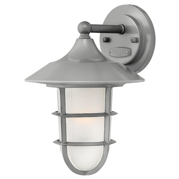 Hinkley Lighting 2410 1-Light Outdoor Wall Sconce From the Marina Collection