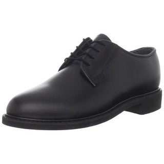 Bates Womens Derby Shoes Leather Uniform (Option: Extra Wide)