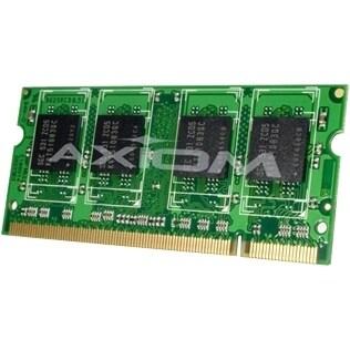 """Axion AXG16791402/2 Axiom 4GB Kit (2 x 2GB) TAA Compliant - 4 GB (2 x 2 GB) - DDR2 SDRAM - 667 MHz DDR2-667/PC2-5300 - 200-pin"