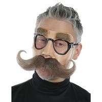Morris Costumes MR131376 Hipster Mask Costume