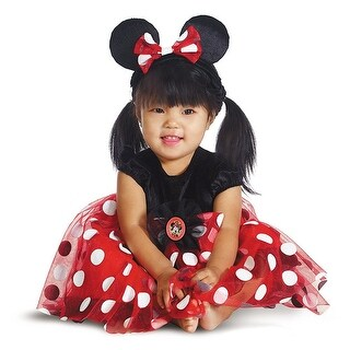 Minnie Red Infant Costume