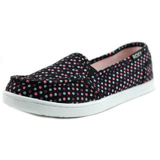Roxy RG Lido III Round Toe Canvas Loafer (Option: 1)