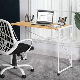 Link to NOVAFURNITUREFoldingHomeOfficeComputerDesk forUrbanApartment and Dormitory Similar Items in Computer Desks