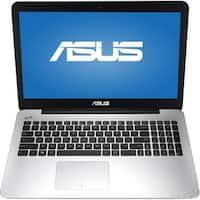 "Manufacturer Refurbished - Asus X555LA-RHI7N10 15.6"" Laptop Intel Core i7-5500U 2.4GHz 6GB 1TB Windows 10"