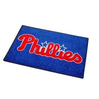 "Philadelphia Phillies Starter Rug 20""x30"""