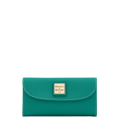 Dooney & Bourke Saffiano Continental Clutch Wallet (Introduced by Dooney & Bourke at $128 in Apr 2018)