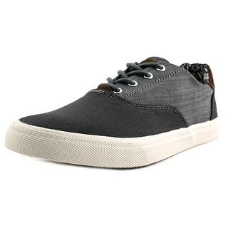 Crevo Tiller Men Round Toe Canvas Sneakers