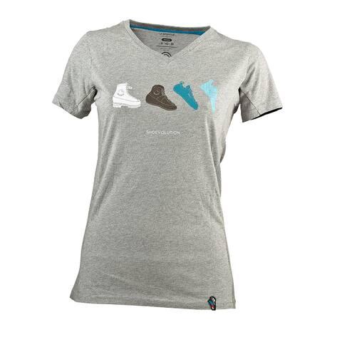 La Sportiva Women's Shoevolution T-Shirt - S