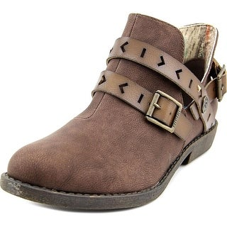 Blowfish Anotole Women Round Toe Synthetic Ankle Boot