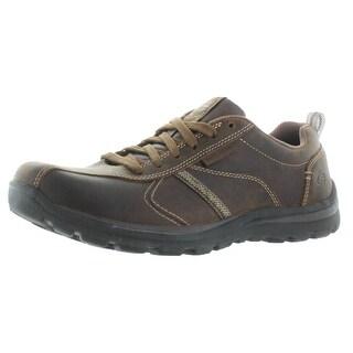Skechers Superior Levoy Men's Leather Oxford Shoes