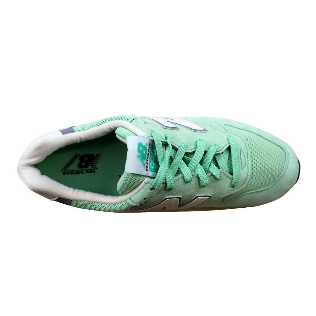 sale retailer 7aa94 9aefe New Balance Men's 996 Mint Green M996CPS