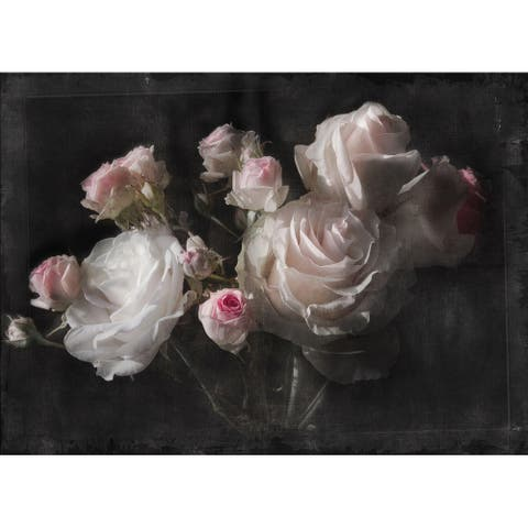 "Brewster 4-876 Komar 72"" x 100"" - Eternity - Vinyl Wall Mural - 4 - Black"
