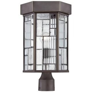 Designers Fountain 32136 Kingsley 1 Light Lantern Post Light