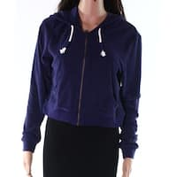 Make + Model NORDSTROM Blue Womens Size Small S Full Zip Jacket