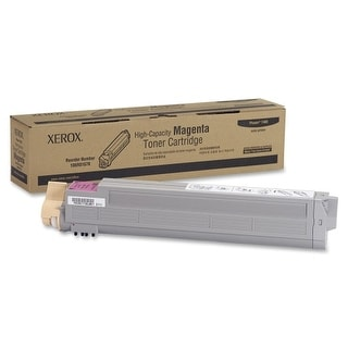 Xerox 106R01078 Xerox High Capacity Toner Cartridge For Phaser 7400 Printer - Magenta - Laser - 18000 Page - 1 Each