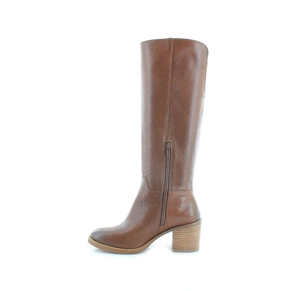 Lucky Brand Womens RITTEN WC Almond Toe Mid-Calf Fashion Boots