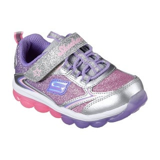 Skechers 80408 SMLT Girl's Toddler SKECH AIR - HI FINISH Sneakers