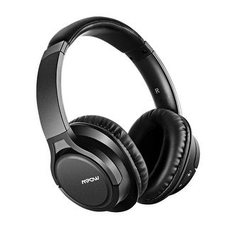 Top Product Reviews For Mpow H7 Bluetooth Headphones Stereo Wireless Over Ear Headset With Microphone For Cellphone Tablets Pc Tv 21112437 Overstock
