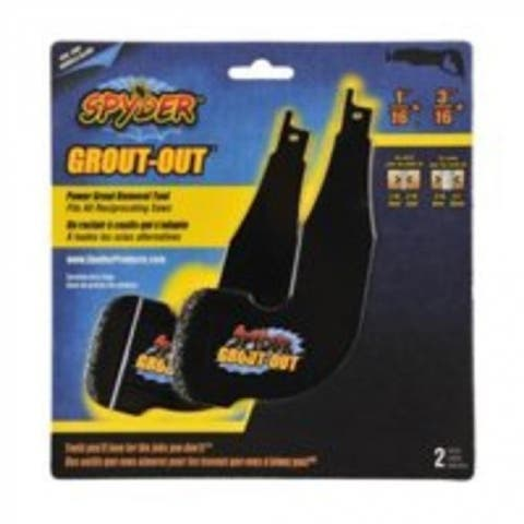 Spyder 100234 Grout-Out Multi-Pack Single