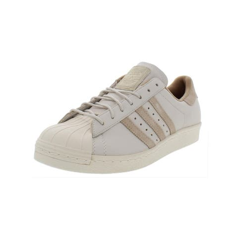 brand new 40b87 b3c1c adidas Originals Mens SuperStar 80s BY Fashion Sneakers Leather Lifestyle