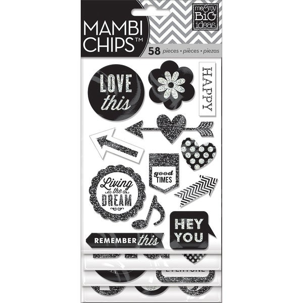 Chipboard Value Pack-Hey You
