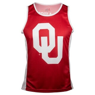 Adrenaline Promotions Oklahoma University Run/Tri Singlet - oklahoma university