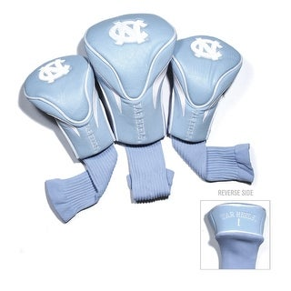 University of North Carolina Contour Sock Headcovers (3 pack)