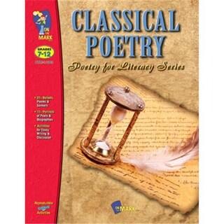 On The Mark Press OTM14104 Classical Poetry Gr. 7-12