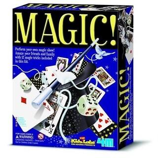 Kidz Labs 4M Magic Set