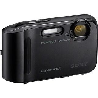 Sony Cyber-shot DSC-TF1 Digital Camera (Black)