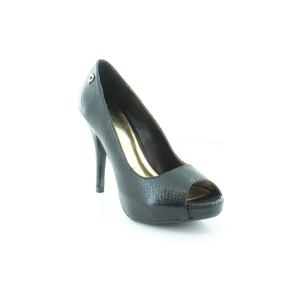 Thalia Sodi Cereza Women's Heels Black - 11