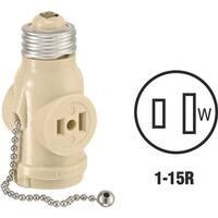 Leviton Iv Socket Adapter C23-01406-00I Unit: CARD