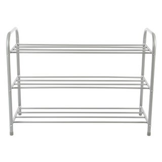 VECELO Shoe Rack Organizer, Shoe Storage Cabinet Stand for Family