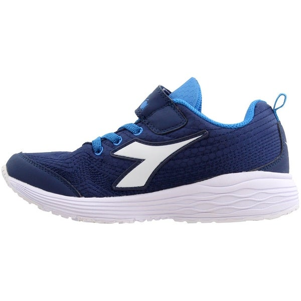 Diadora Kids Flamingo Jr Running Shoe Sneakers