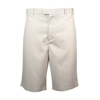 Callaway Men's Big & Tall Flat Front Tech Shorts