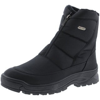 Pajar Mens Ice Pack Convertible Ice Gripper Winter Boots