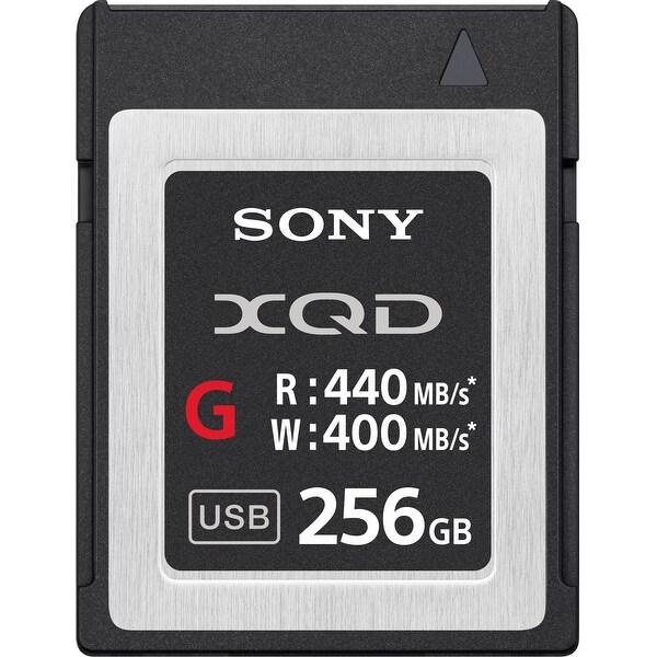 Sony XQD G Series 256GB 440 Read Speed Memory Card
