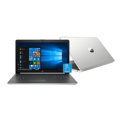 "HP 17-by0086cl 17.3"" Touch Intel Core i7 8GB 1TB Laptop (Refurbished)"